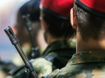 Appell der Bundeswehr