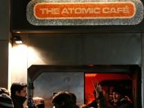 Abschiedsabend im Atomic Cafe in München, 2014
