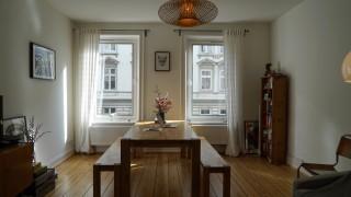 Fabienne Hurst Wohnzimmer
