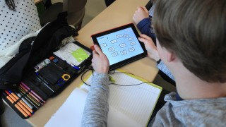 Tablets in Schulen
