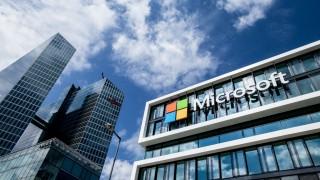 Microsoft Firmenzentrale in München, 2016