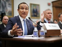 United Airlines CEO Testifies At House Hearing On Airline Customer Service