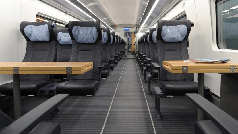 Deutsche Bahn: Neue Sitze sollen's richten
