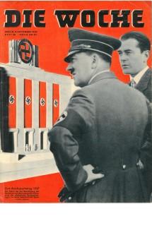 Cover Speer Hitler