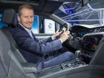 Autosalon in Genf - Volkswagen Arteon