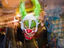 Clown-Maske