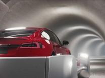 Elon Musks Tunnelsystem