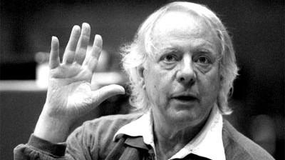 Karlheinz Stockhausen gestorben