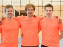 Ferdinand Tille, Leonhard Tille, Johannes Tille, Mühldorf am Inn, Volleyball