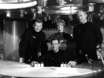 Dietmar Schönherr gestorben - 'Raumschiff Orion'