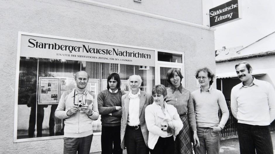 Starnberg Redaktion SZ