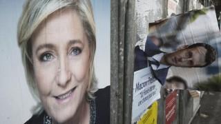 Wahl in Frankreich Le Pen gegen Macron