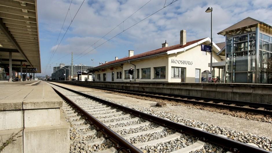 Moosburg S-Bahnanschluss nach Moosburg