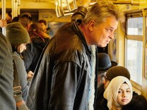 Lars Reichardt U Bahn New York groß