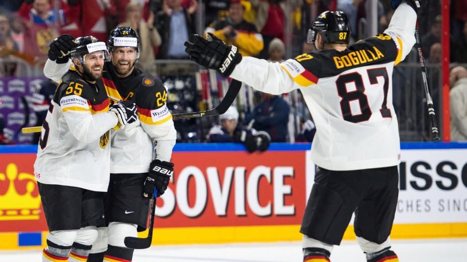 eishockey ergebnisse deutschland