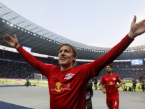 Hertha BSC v RB Leipzig - Bundesliga