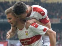 VfB Stuttgart - Erzgebirge Aue