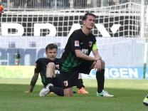 06 05 2017 Fussball GER 1 Bundesliga Saison 2016 2017 32 Spieltag Borussia Moenchengladbach