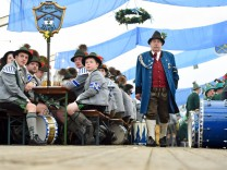 Patronatstag der bayerischen Gebirgsschützen