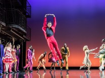 WEST SIDE STORY; West Side Story Deutsches Theater