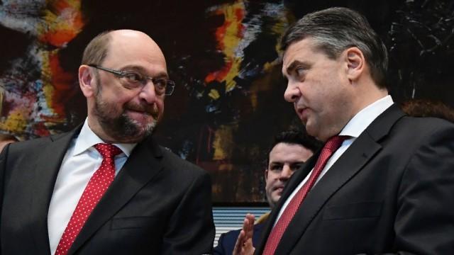 Martin Schulz SPD nach Wahlniederlagen