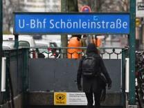 U-Bahnhof Schönleinstraße