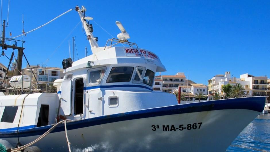 Mallorca Fischer auf Mallorca