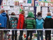 Nach Busunfall - Trauer in Belgien