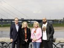 """Gesprächsrunde zum Thema """"Reden wir über NRW"""", im SZ Büro Düsseldorf"""