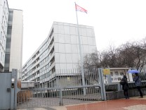 Nordkoreanische Botschaft