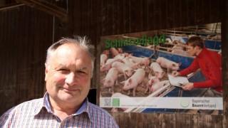 Kreisbauernobmann Georg Zankl