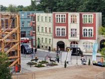 Produktionsfirma GrundyUFA im Filmpark Babelsberg