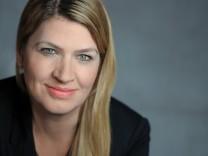 Alexandra Widmer, Alleinerziehende und Therapeutin und Bloggerin