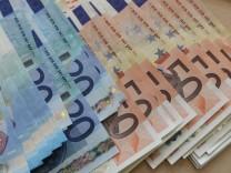 Euro-Geldscheine