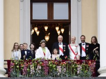 Norwegian Royal 80th anniversary