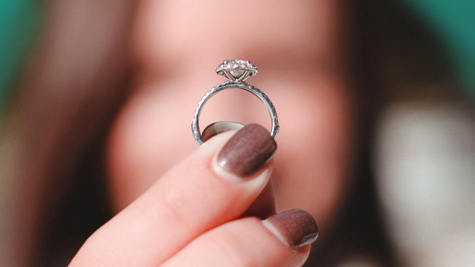 Hochzeit Ex-Eheringe