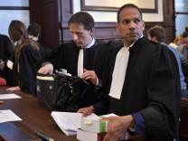 Auftakt Prozess gegen acht arabische Prinzessinnen