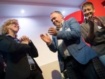 Mitgliederbefragung zu Bayern-SPD Landesvorsitz
