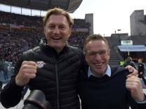 Fussball DFL 1 Bundesliga Berlin 06 05 2017 OLYMPIASTADION 32 Spieltag Hertha BSC geg RB Leipzig Ral