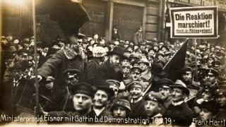 Geschichte Münchner Räterepublik