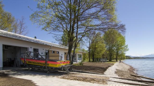 Neue Station für die Retter vom Starnberger See - Bad Tölz ...