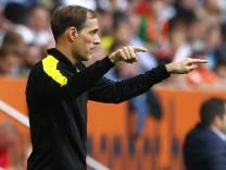 Borussia Dortmund coach Thomas Tuchel