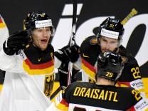 Eishockey-WM: Italien - Deutschland