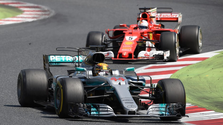 Formel 1 Formel 1 in Barcelona