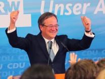 Landtagswahl in Nordrhein-Westfalen - CDU