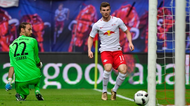 Bundesliga FC Bayern über Leipzig