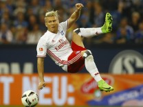 Hamburg's Matthias Ostrzolek in action