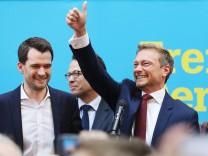 Landtagswahl in Nordrhein-Westfalen - FDP