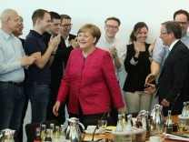 Political Parties React To North Rhine-Westphalia State Election Results