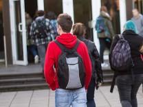 Schüler in Alsdorf haben Gleitzeit